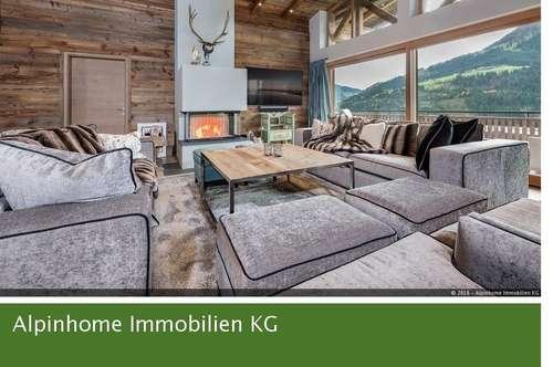Penthouse in beliebter Sonnenlage Kirchbergs mit herrlichem Weitblick!