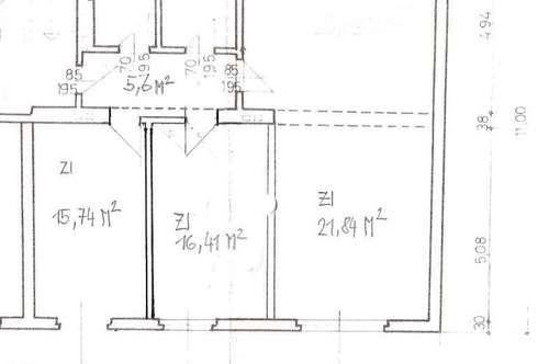 Koplett neu sanierte 4 Zimmer Wohnung mit Balkon im Süden von Linz
