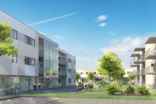 NEUBAU - geförderte Mietwohnung mit Kaufoption in Kalsdorf bei Graz