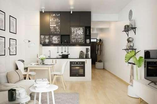 Neuer Luxus in Mörbisch am See: 2-Zimmer Wohnung mit Balkon!