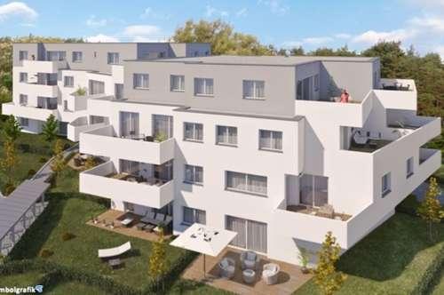 HOUSEFEELING - 3-Raum Erdgeschoss-Wohnung mit Terrasse