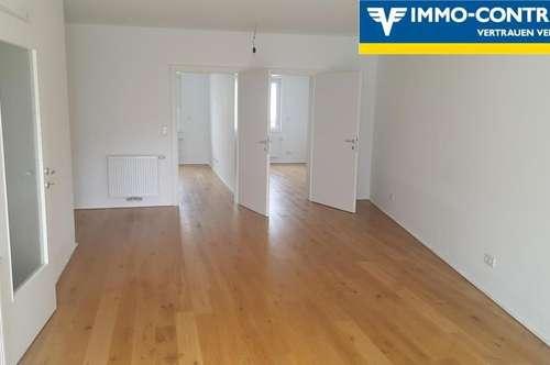 großzügig angelegte Mietwohnung mit 5 Zimmern / Erstbezug