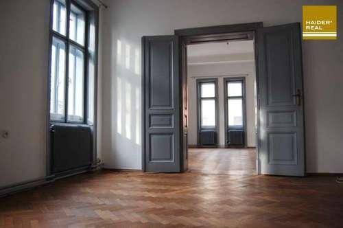 Helle Wohnung im Stadtzentrum und Bahnhofsnähe (renovierte Fenster)