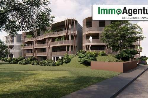 NEUBAU: 2 Zimmerwohnung mit Terrasse, Haus Salice, Top 3