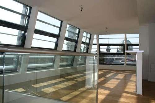 Prachtvolle, sehr exklusive Terrassenwohnung mit Designerausstattung im Zentrum
