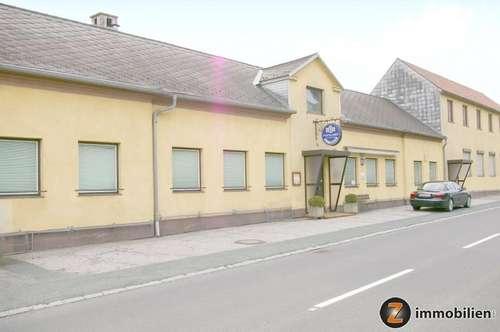 Nähe Oberwart: Großer Gasthof mit Wohnmöglichkeit