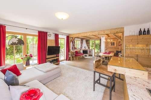 Exklusives Eigenheim in Toplage am Wilden Kaiser