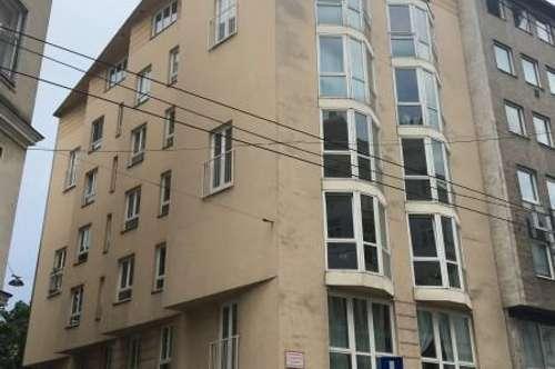 lichtdurchflutete Dachterrassenwohnung mit Blick auf die Dächer Wiens