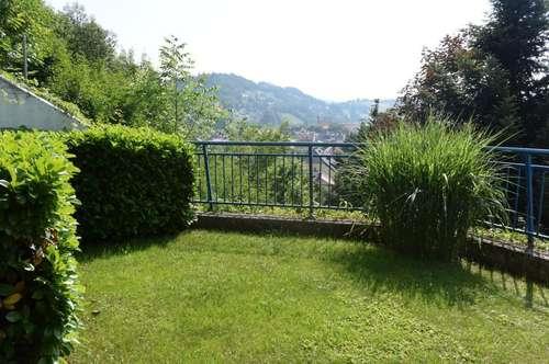 Eigentumswohnungen mit Gartenterrasse