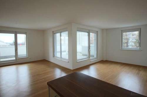 Penthousähnliche 4 Zimmerwohnung mit Riesenterrasse in der Eisteichgasse mit Tiefgaragenabstellplatz! Unbefristet!