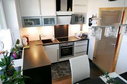 2-Zimmer Wohnung mit Süd-Loggia in Graz West