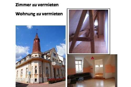GÜNSTIGE Studentenzimmer und Wohnung zu vergeben