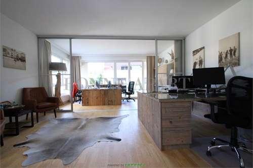 Innsbruck: Außergewöhnliche 3-Zimmer-Wohnung der Extraklasse