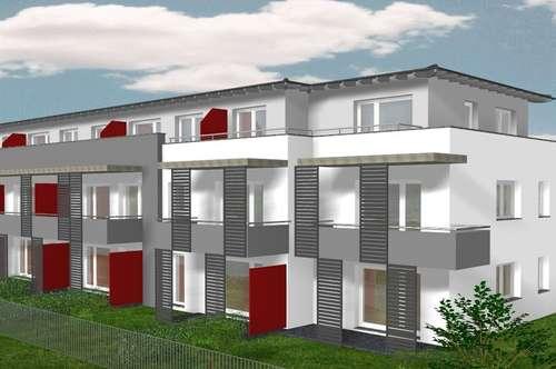 2-Zimmer NEUBAU-Mietwohnungen ab November 2018 in Villach-Auen