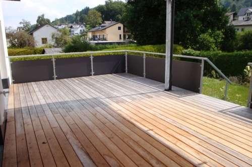 Moderne Terrassenwohnung mit Gartenanteil in Reifnitz am Wörthersee!
