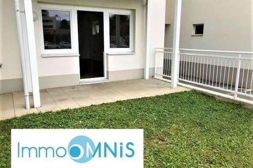 Moderne 3-Zimmer-Wohnung mit eigenem Garten - sonnig und hell !