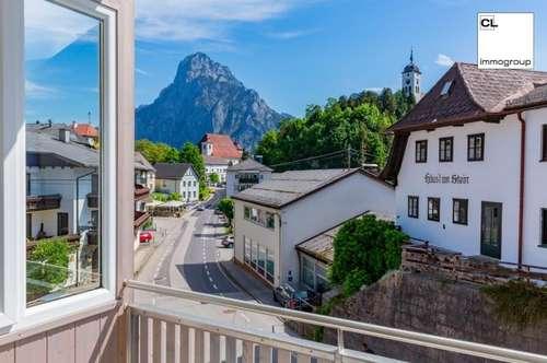 Grosse 3-Zimmer-Wohnung in Traunkirchen zu kaufen