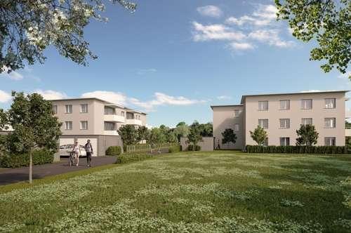 Leistbare Familien-Wohnung in der grünen Fischböckau - Südbalkon - Top-Konditionen dank gr. Landesdarlehen! Eigenleistung ab € 48.435,00