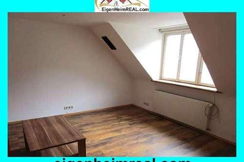 2-Zimmer-Mansarde in der Innenstadt von Klagenfurt