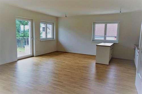ERSTBEZUG Hausmannstätten - 2 Zimmer mit sonnigem Balkon und Carport