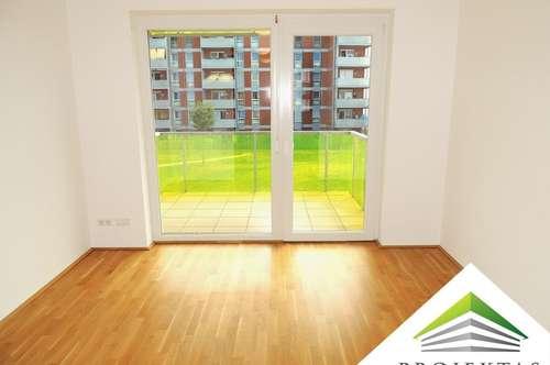 Moderne 2-Zimmerwohnung mit Balkon und Küche - Nähe Med-Campus - jetzt als BONUS 1 Monat mietfrei!