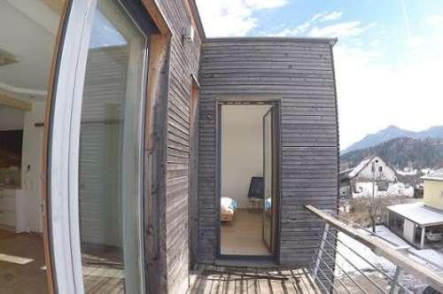 Neuwertige 3 Zimmer Wohnung mit See- und Panoramablick, Seezugang wäre möglich!