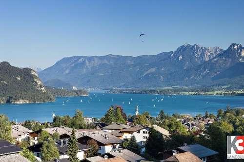 2.Wohnsitz am Wolfgangsee mit Badeplatz zu verkaufen!