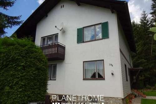 Gepflegtes Wohnhaus in Hirschegg