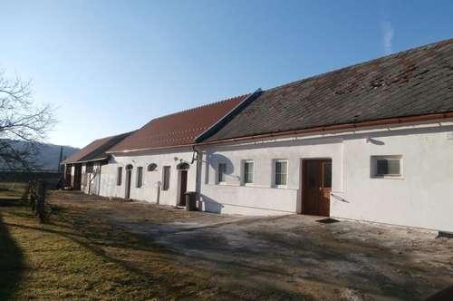 Landhaus in Ortslage mit Garten !