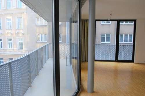 provisionsfreie, U-bahn nahe (2 Min.), Toplage, 1150 Wien - Helle, Ruhige, moderne, Neubauwohnung (2 Zimmer) bei Mariahilferstraße ab 01. Sept. 2018 frei