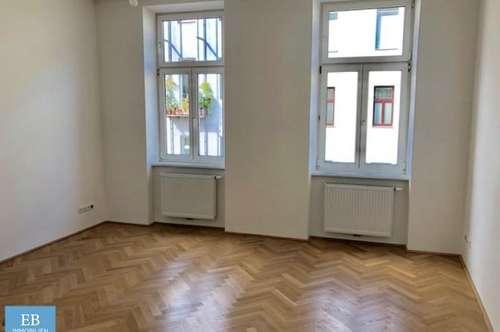 2 Zimmer-Altbauwohnung (ERSTBEZUG) - NÄHE AUGARTEN UND TABORSTRASSE