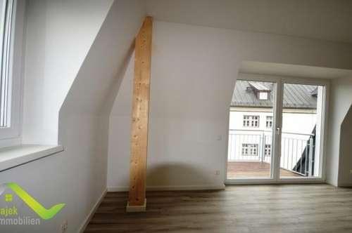 Zentrale 3-Zimmer Dachgeschosswohnung mit 95m² im Zentrum von Grödig