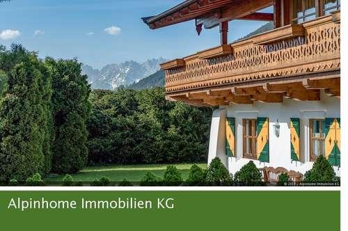 Ein Haus zum Wohlfühlen! Tiroler Landhaus auf der Bichlalm!