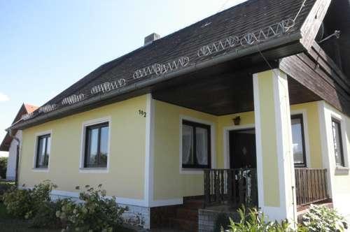 Gepflegtes Einfamilienhaus in der Nähe von Güssing!