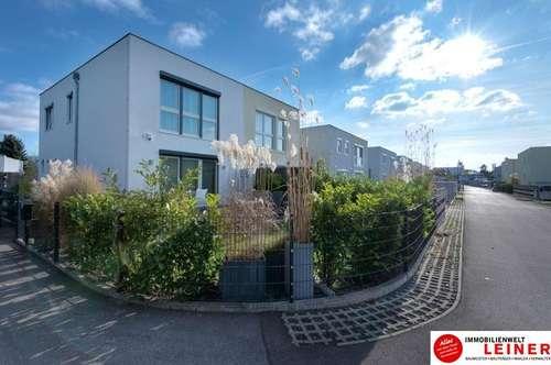Jetzt müssen Sie schnell sein! Park St. Margaretha - die letzten Doppelhaushälften mit großem Garten!