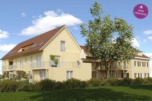 Neubauwohnungen mit Balkon oder Terrasse in Kalsdorf bei Graz! Provisionsfrei!