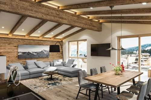 Neubauprojekt: Stylisches Penthouse in Ideallage