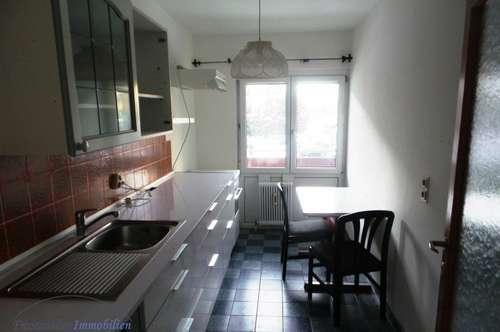 MIETE PARSCH: 54,4m² 2 Zimmer Wohnung inkl. 2,3m² Loggia - möbliert
