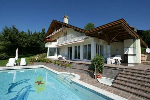 Villa mit Panoramablick