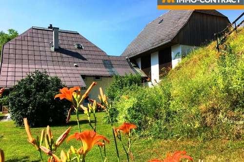 Renoviertes Landhaus mit Wirtschaftsgebäude