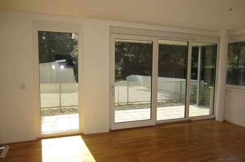 Nonntal: 3-Zimmer-Terrassenwohnung