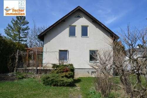 zentral und sonnig gelegenes Einfamilienhaus