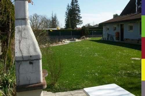 Wunderbare Wohnung mit Pool- u. Gartenmitbenützung
