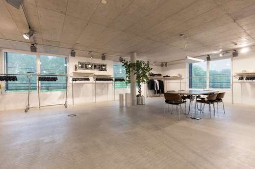 SHOWROOM IM TURM / TOP-LOCATION GUSSWERK