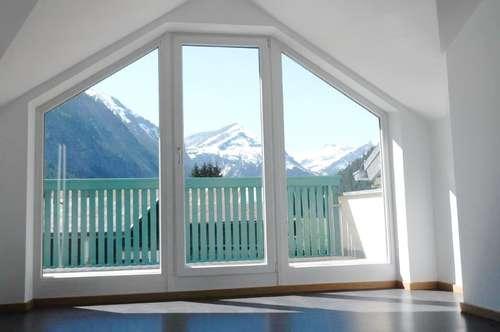 Schönes Mietobjekt Terrassen-Dachgeschosswohnung in Tannheim/Tirol