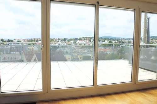 201m² Terrasse mit TRAUMBLICK!!! Moderne 4-Zimmer Neubauwohnung