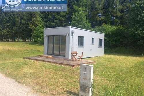 Wohnen am Römersee im neuen Modulhaus!