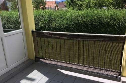 Erdgeschoss- Wohnung mit Grünblick!