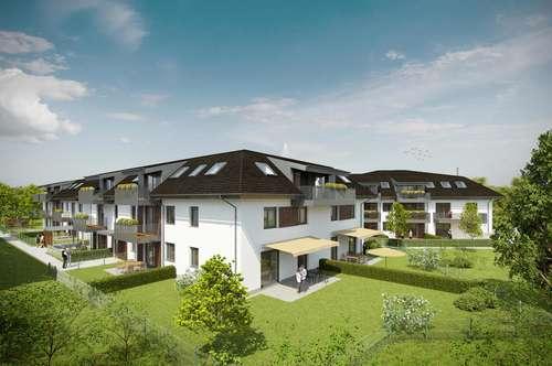 Top A15: 3 Zimmer Dachgeschoß Wohnung