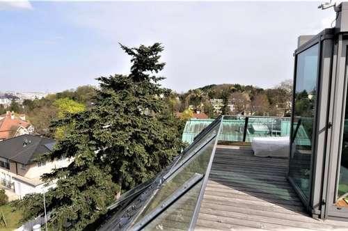 3 Zimmer Super Penthouse  / 40 m² Dachterrasse / Plus Einliegerwohnung mit Saunalandschaft